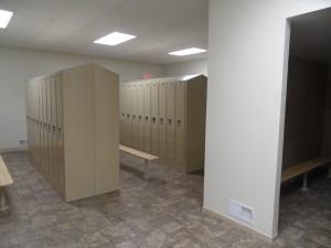 a 9 lockers